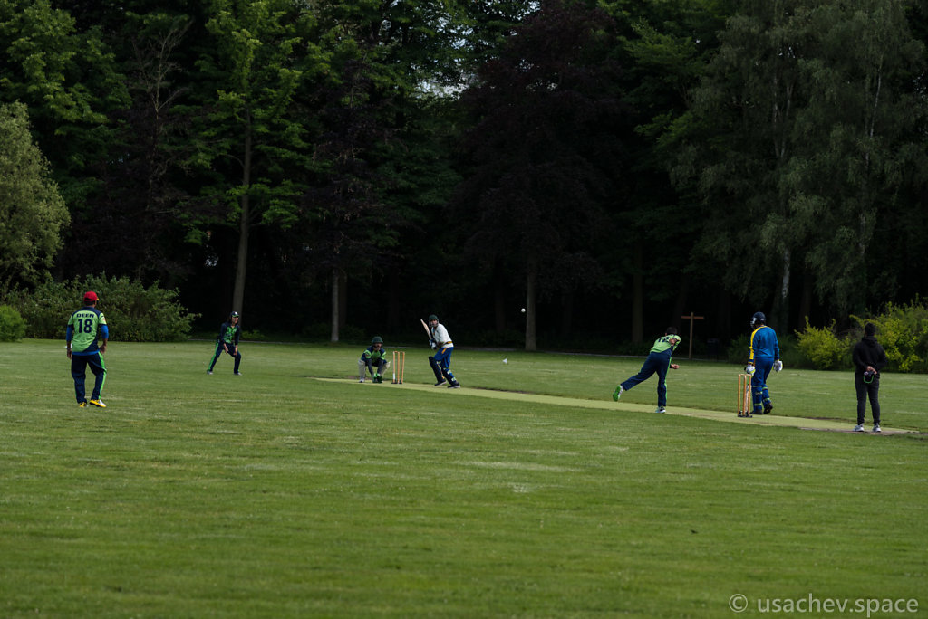 Vrijbroek Cricket Ground